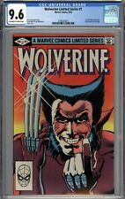Wolverine Limited Series #1 CGC 9.6 NM+ 1st Solo Wolverine Comic