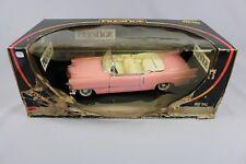 ZC458 Solido 8011 Miniature Voiture Prestige 1/18 Cadillac Eldorado 1955 Rose