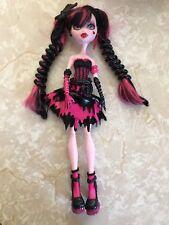 """Monster High 11"""" Doll DRACULAURA SWEET SCREAMS DREAMS DRACULA TARGET EXCLUSIVE"""