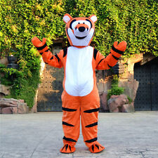 Hot Tigger Tiger Mascot Costume Cosplay Party Dress Outfit Adult Size EPE Gift