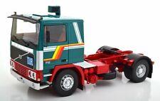 RK180032 - Camion 4x2 solo VOLVO F12 de 1977 de couleur vert édité à 500 pièces