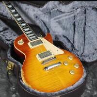 Handmade Relic 59 Neck  Electric Guitar Aged Hardware Nitrolacquer Finish Ebony