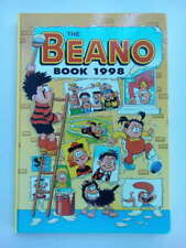 The Beano Book (Annual) 1998 - (Hardcover) - (Ex Cond) - 0851166385 - Clipped
