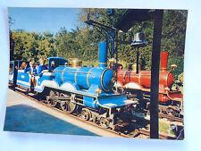 CPM Paris Bois de Boulogne le Train miniature du jardin d'Acclimatation