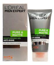 L'Oreal Men Expert Pure & Matte Anti-Shine Moisturising Gel