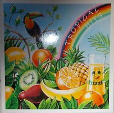 VINYL LP PICTURE Bizzl - Tropical Hits 6. Folge 1987 Various,FOC  NEAR MINT