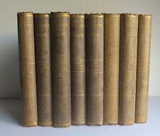 The Complete Works of Edmund Spenser 1882 8 Vols Ltd Ed 100 Copies Mismatched