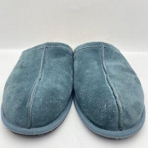 UGG Men's Salty Blue Scuffs/ Slippers  US 11 UK 10 EU 44 1101111
