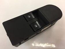 Vauxhall Astra Mk5 / Zafira 2-way drivers electric window switch (13183682)