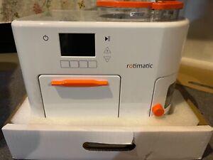 Rotimatic ZMA0111A Robotic Roti Maker - White