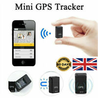 UK Magnetic Mini GPS Tracker Car GSM GPRS Real Time Tracking Locator Device