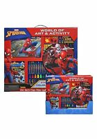 Spider-Man Giant Art and Activity Tray