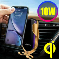 Fashion Mobile Phone Holder Infrared Sensing Fast Charging Automatic Clamping
