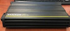 Kicker 12CX3004 CX300.4 CX 300 Watt RMS 4-Channel Car Class D Amplifier ONLY