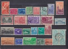 Indian KGVI Used Collection