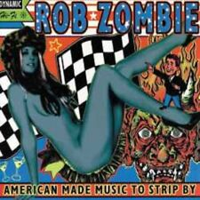 Rob Zombie - American Made Music to Strip By - New Vinyl 2LP