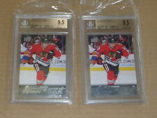 2015/16 Upper Deck ARTEMI PANARIN YOUNG GUNS ROOKIE BLACKHAWKS BGS 9.5 LOT OF 2