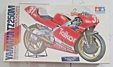 TAMIYA 1/12 YAMAHA TZ 250M T. HARADA '93 GP-2 CHAMPION MOTORCYCLE KIT 14064 F/S