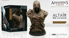 Assassins Creed Legacy - Altair Bronze Bust - Brand New In Box