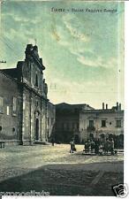 pu 03 1936 LUCERA (Foggia) Piazza Ruggiero Bonghi - viagg FP- Ed.Bellucci Lucera