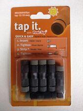 ZRTL-643-6 Lockitt Posi-Tap Black/Gray wire tap for 12-18 ga.(PTA1218) 6 pack