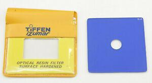 """Tiffen iZumar - 2 5/8"""" Optical Resin Blue Center Spot Filter - Fair Glass -C1145"""