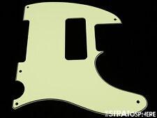 *NEW Mint Green P-90 Telecaster PICKGUARD for USA Fender Tele P90 5 Hole