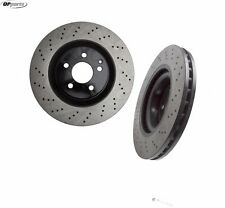 Mercedes-Benz (07-12) W221 Front Brake Disc Rotor OPparts 40533180 NEW