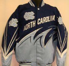 North Carolina Tar Heels UNC Slash Jacket by G- III Adult Large Free Shipping