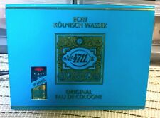 ECHT KOLNISCH WASSER ORIGINAL EAU DE COLOGNE NO. 4711 10 MINIS NEW IN BOX