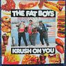 THE FAT BOYS - Krush On You - 2 x Vinyl LP UK 1988