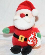 Ty Jingle Beanie Collection Santa Christmas Ornament 2008