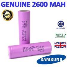 2-9 Batterie ricaricabili Samsung per articoli audio e video