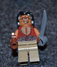 YEOMAN ZOMBIE ~ Pirates of the Caribbean Minifigure ~  Lego  ~ NEW ~