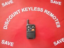DATA-START  AFTERMARKET KEYLESS REMOTE H50T31  RED LIGHT VERY GOOD CONDITION