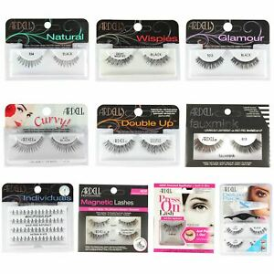 Ardell Lashes Demi Wispies Glamour Baby Faux Mink & Individual Natural Eyelashes