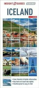 Insight Guides Flexi Map Iceland 9781786719478 | Brand New | Free UK Shipping