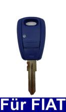 Ersatz Schlüssel Gehäuse mit Rohling für FIAT Punto Doblo Bravo Marea Stilo