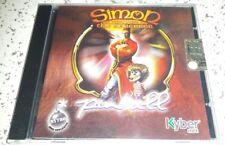 PC CD Rom SIMON THE SORCERER PINBALL EDIZIONE RARA PROMO FLIPPER NET SIGILLATO