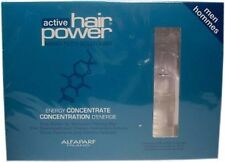 3 Alfaparf Active Hair Power Energy Concentrate Vials For Men.(6x0.33 oz.)