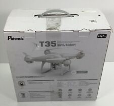 Potensic T35 Drone GPS RC Quadcopter 1080P Camera FPV Drone 1 Battery