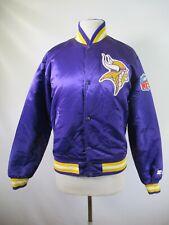 E9084 VTG STARTER Minnesota Vikings NFL Football Jacket Size S