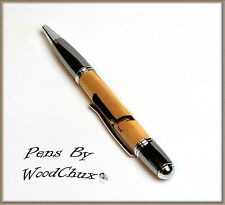 Pen Handmade Rollerball Writing Olive Wood Pens Wood Gatsby See Video 1276a