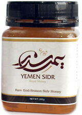 Raw Yemen Sidr Honey (end-season) - 285g Jar