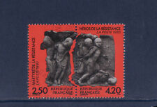 paire martyrs de la résistance   1993  num: 2813/14  oblitéré /7