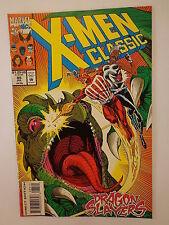 X-Men Classic Uncanny X-Men Dragon Slayers Vol. 1 #85 Marvel Comics July 1993 NM