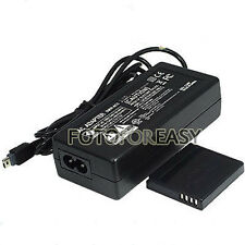 DMW-AC5 + DMW-DCC4 Coupler AC Power Adapter for Panasonic DMW-AC5PP AC5GK DCC4E