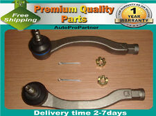 2 OUTER TIE ROD END SET FOR ACURA EL 97-01