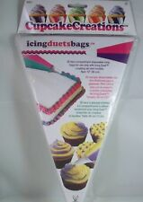 Icing bags- Two compartments-12 inches