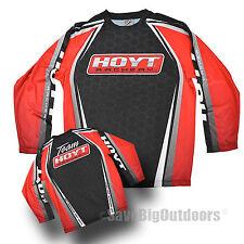 2XL HOYT Archery Performance L/S Shooter Jersey Shirt  Carbon Defiant Pro 046507